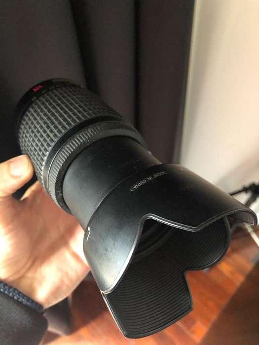Vendo Lente Nikon 55 - 200