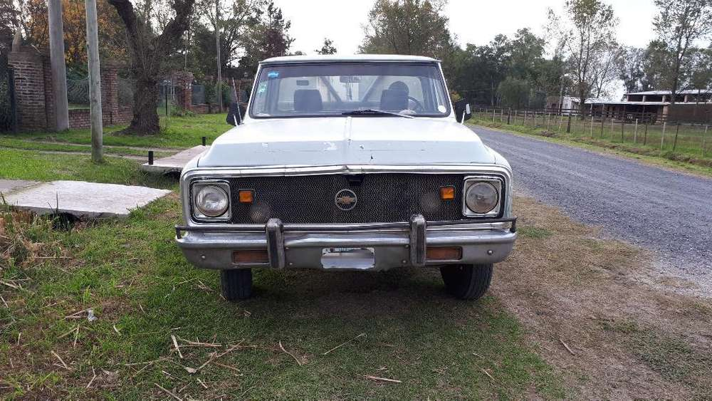 Chevrolet C10 1973 - 10000 km