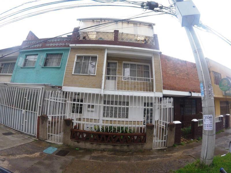 Cod. VBSEI3801 Casa En Venta En Bogota Villa Mar Fontibón
