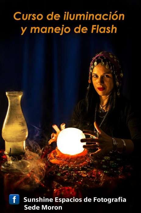 Curso de Iluminación y manejo de flash en Morón