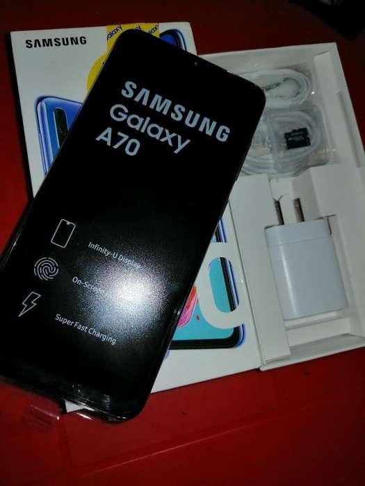 Samsung A70 Nuevos de Paquete con Factur