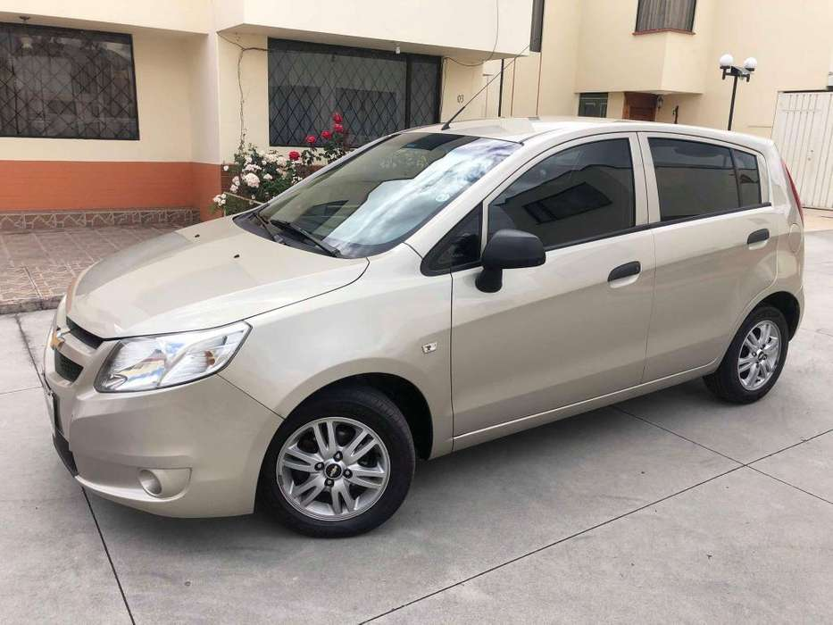 Chevrolet Sail Hatchback 2013 - 115000 km