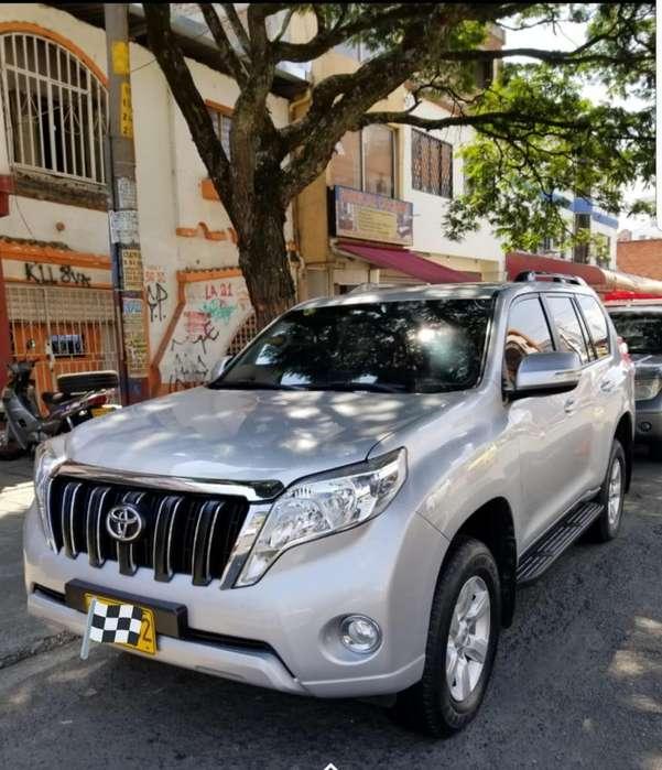Toyota Prado 2015 - 72000 km