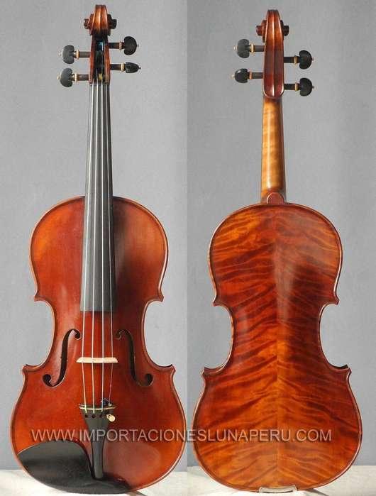 Violin de Luthier profesional increible sonido