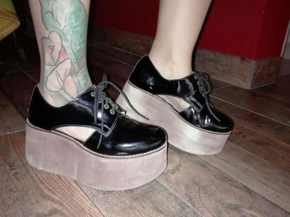 Zapato, Mocasin Alto