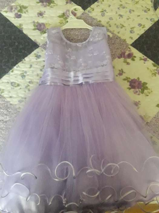 Vestido Fiesta Talle 6