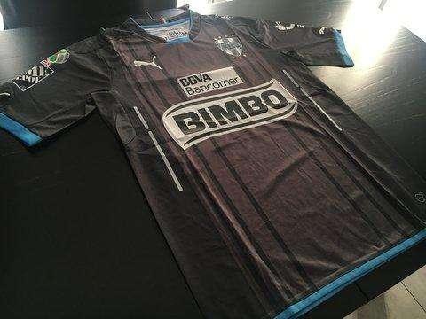 Camiseta Monterrey suplente 2017C