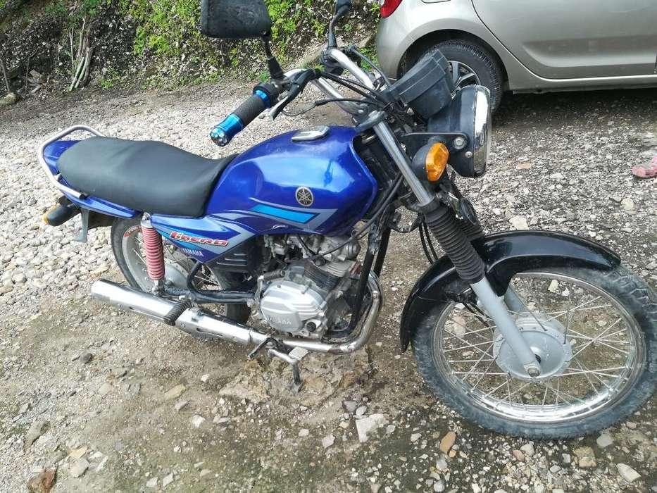 Se Vendo Moto Yamaha Libero 2007