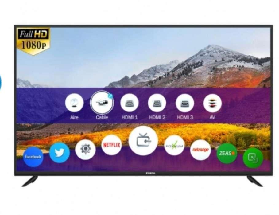 Tv Smart Innova 49 Fhd Nuevos