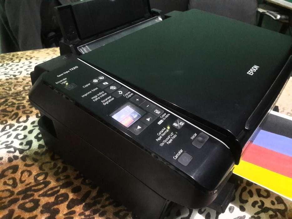 Vendo Impresora Epson Stylus con Sistema