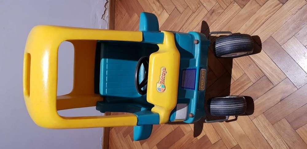 Autito Caminador Rotoy,en excelente estado !!