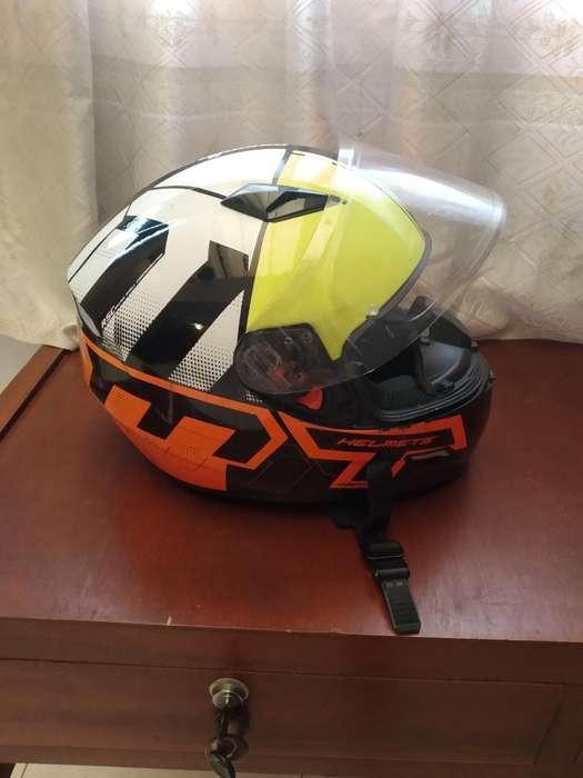 Casco Mt Helmets Buen Estado