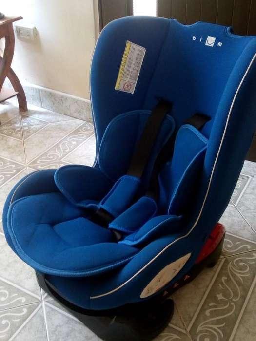 Silla de Bebé para Carro Marca Blum!