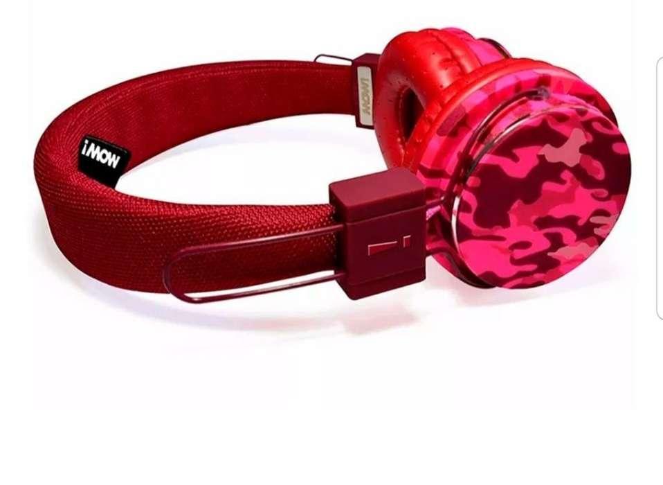 Auricular Bluetooth Mow