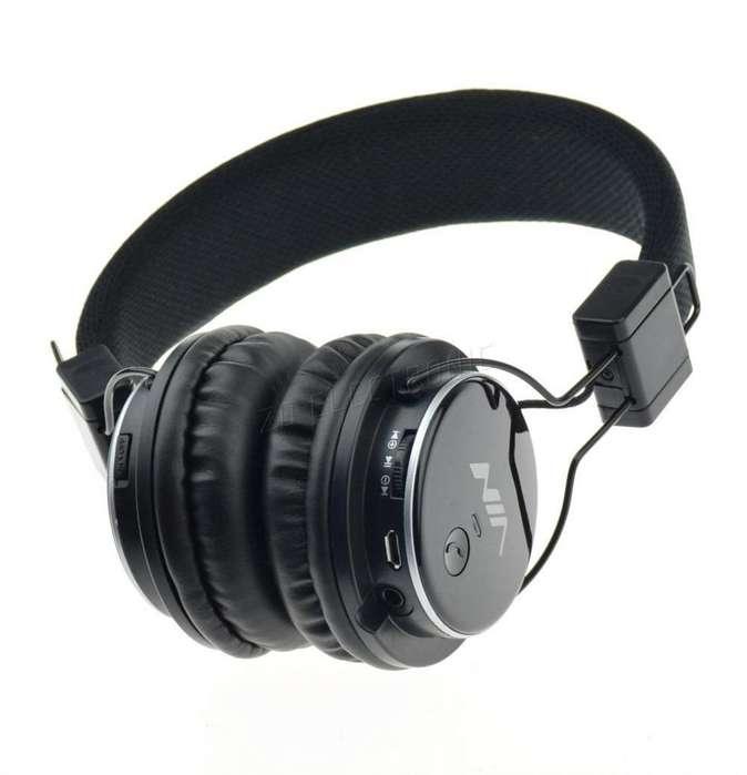 Auricular Vincha Bluetooth Manos Libres Con Fm