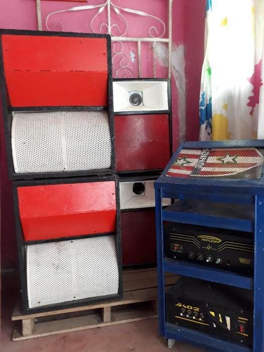 Vendo Sistema de Audio Pico