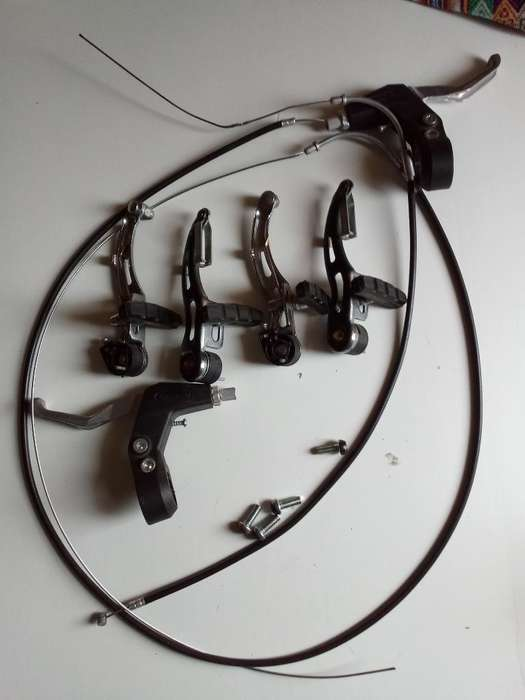 Frenos V-brake Bicicleta Usado