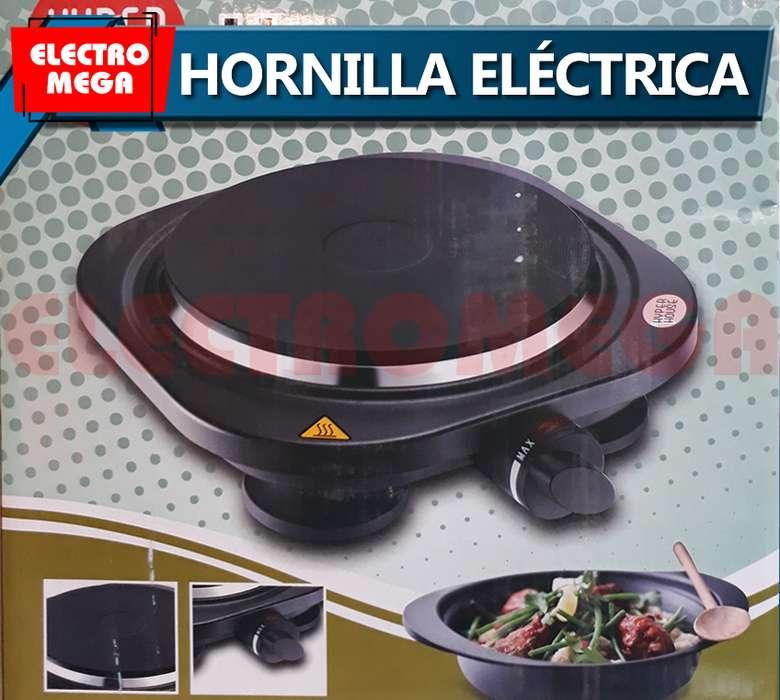 Cocina Hornilla Electrica 110v 1000w De Potencia