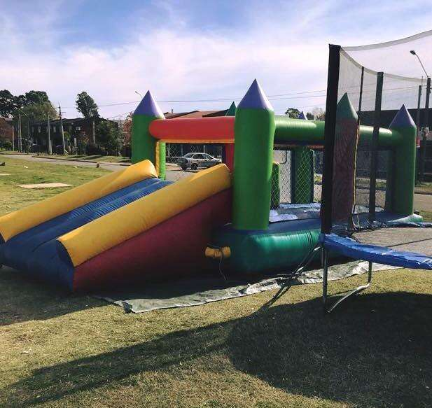 Inflable 7 X 3 Mts
