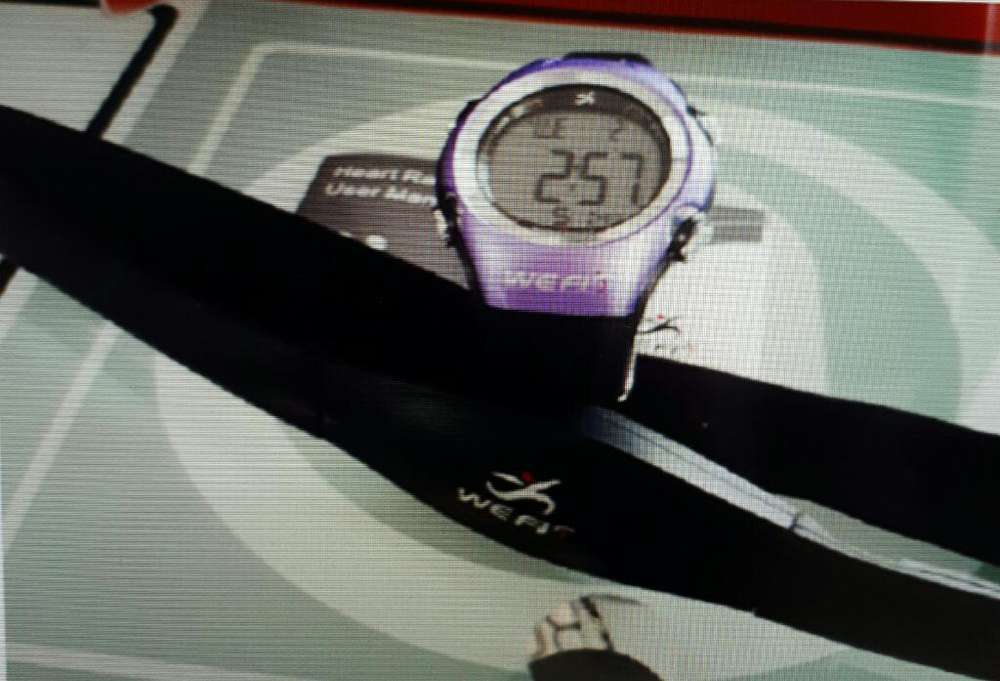 Reloj Monitor Wefi Cinta