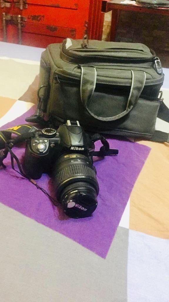 Camara Nikon D3100 Nueva Precio Remate