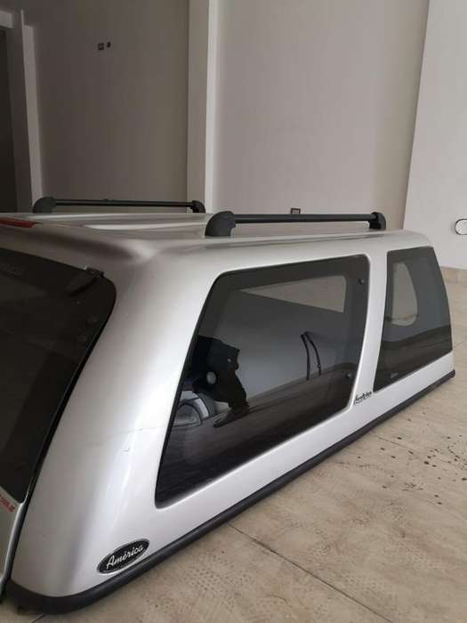 Cupula Toyota Hilux 2014 American