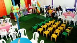 $150 Local,$65 Domicilio,Local de fiestas infantiles,animaciones,baby shower,decoraciones,carretas de snacks 0978713322
