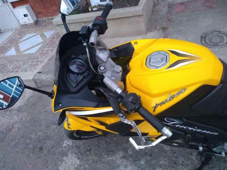 Vendo Pulsar Rs 200