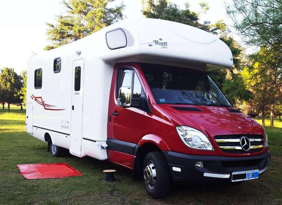 MOTORHOME Sprinter 515 CDI mod 2015 Royal Home UNICA
