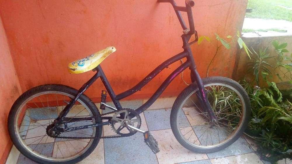 bicicleta para niños rod. 20 .. 400