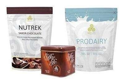 Productos nutricionales con descuento del 40%