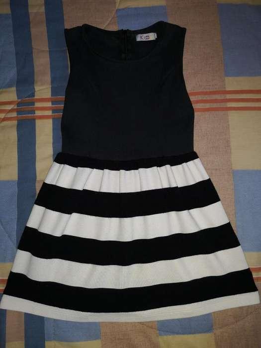 Vestido Niña Talla 12