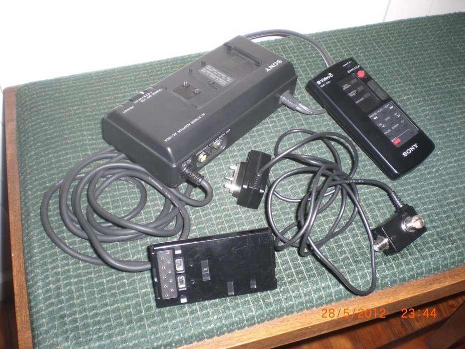 ACCESORIOS DE <strong>videocamara</strong> SONY CCD F401