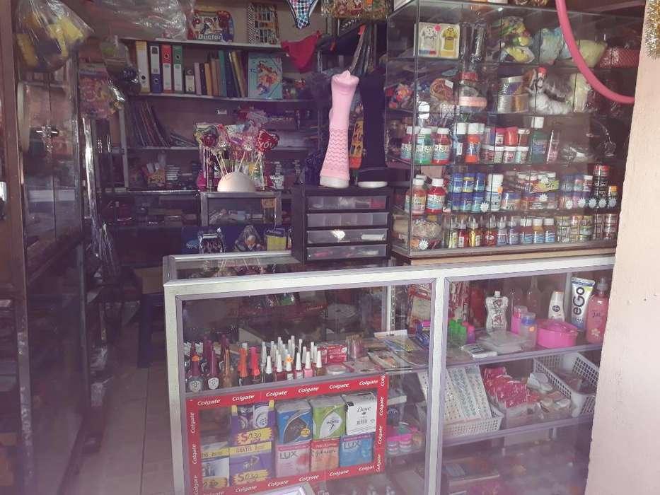 Vendo Bazar ,papelería Y Víveres