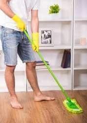 Hago limpieza de depas, locales o casas o de ayudante los SABADOS o DOMINGOS, joven peruano