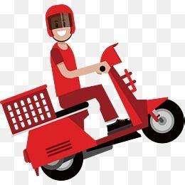 Se Necesita Caballero con Moto