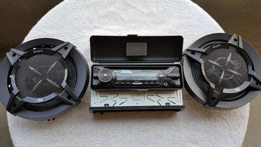 Vendo Autorradio Sony con Bt