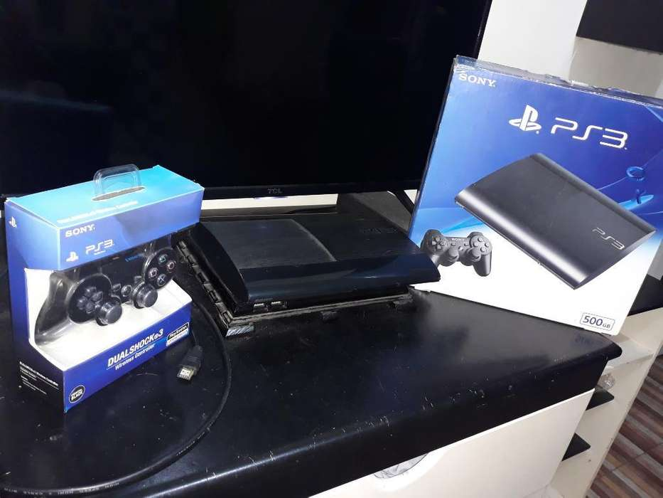 Se Vende Play Station 3 Slim