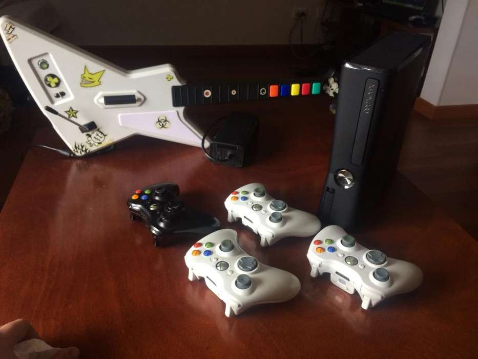 Xbox 360 IV Controles