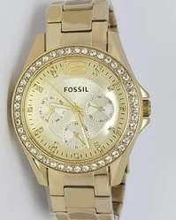 4b0bb579bd59 Reloj Fossil Es2811 Riley Rose Gold-tone - Trujillo