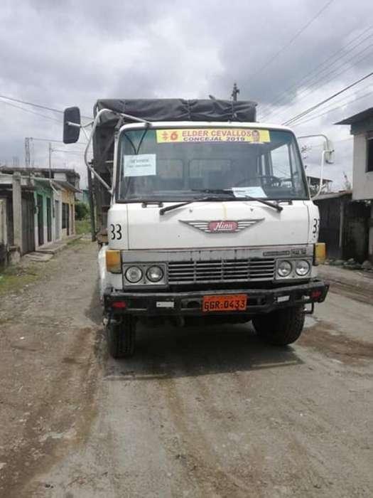 Vendo Camion Hino Ff Del 90