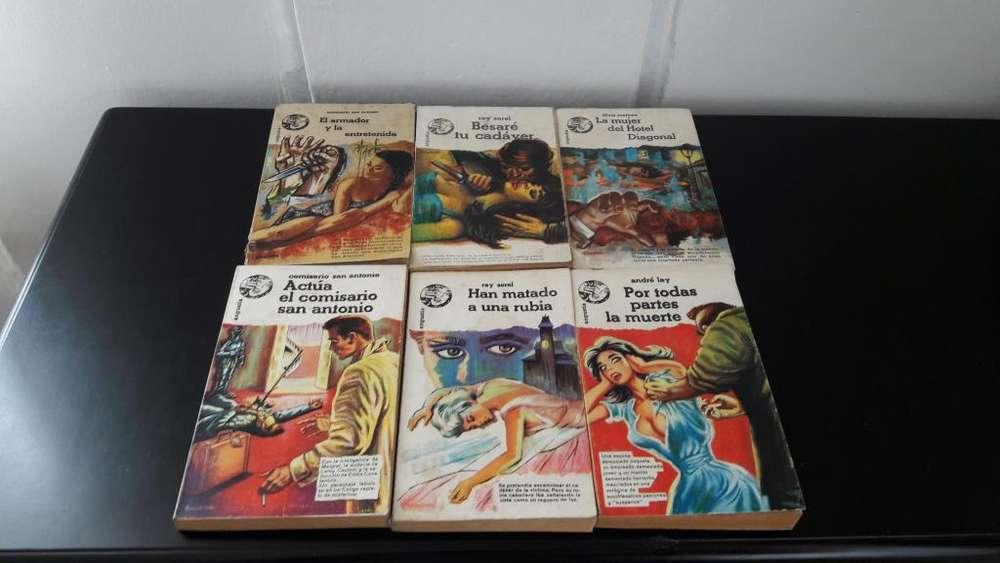 Libros Misterio/miedo Colección