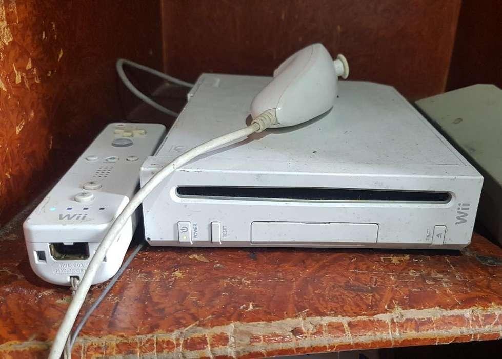 Nintendo Wii con Chip para Discos Pirata