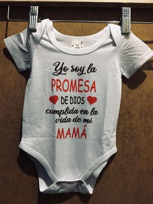 Mamelucos Personalizados Bebé