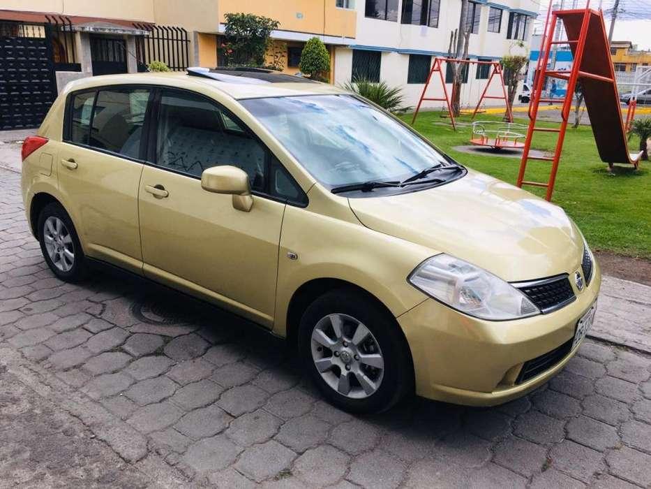 Nissan Tiida 2008 - 227000 km