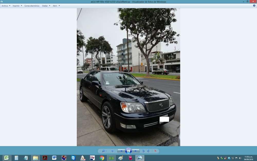 Lexus Otro 1998 - 124 km