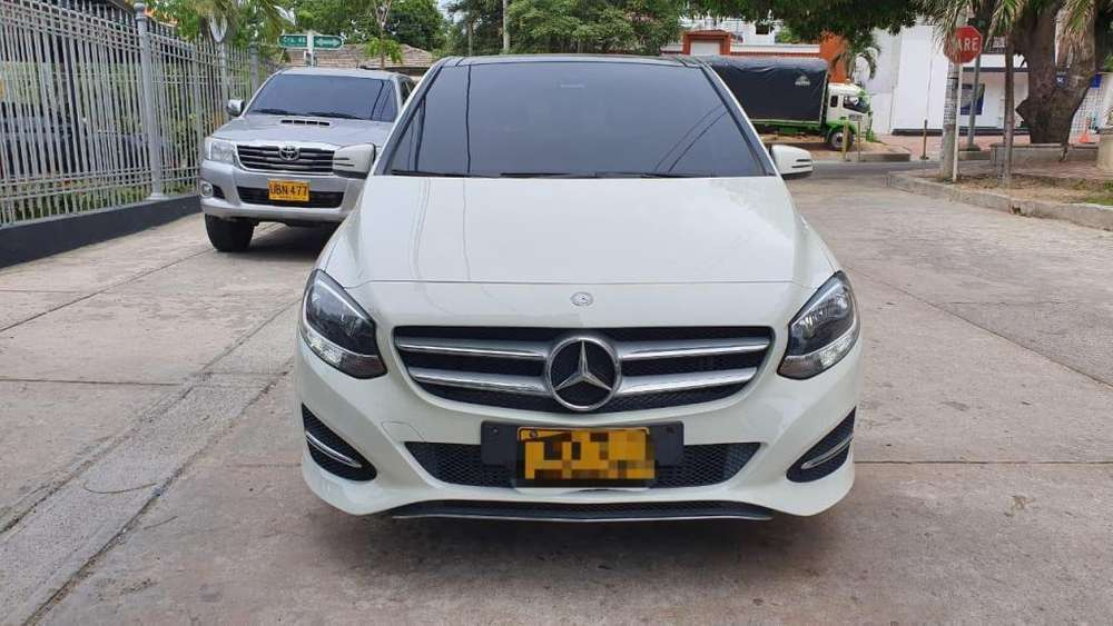 <strong>mercedes-benz</strong> Clase B 2016 - 14000 km