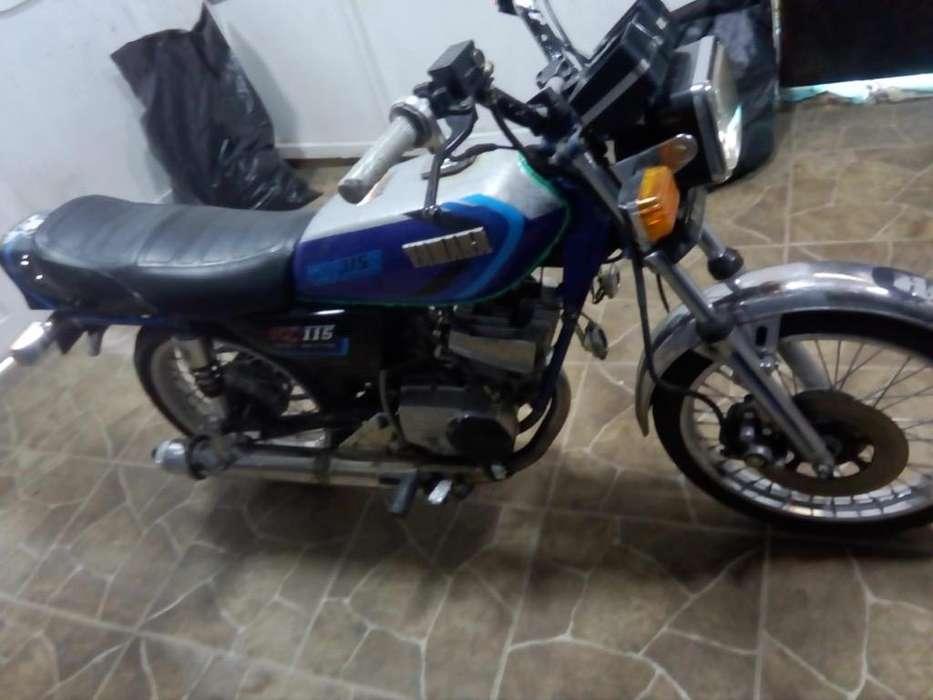 Moto <strong>yamaha</strong> Rx 125