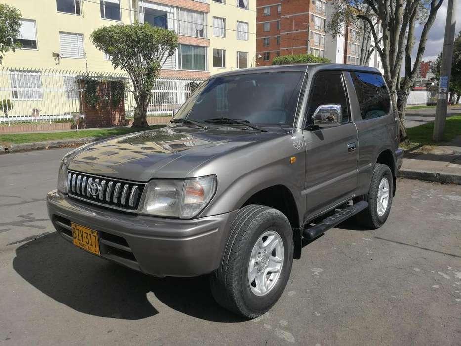 Toyota Prado 2007 - 126000 km