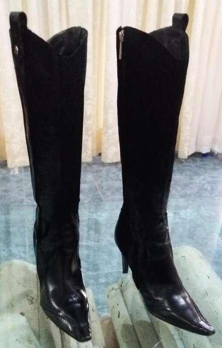 Botas Dior Negras